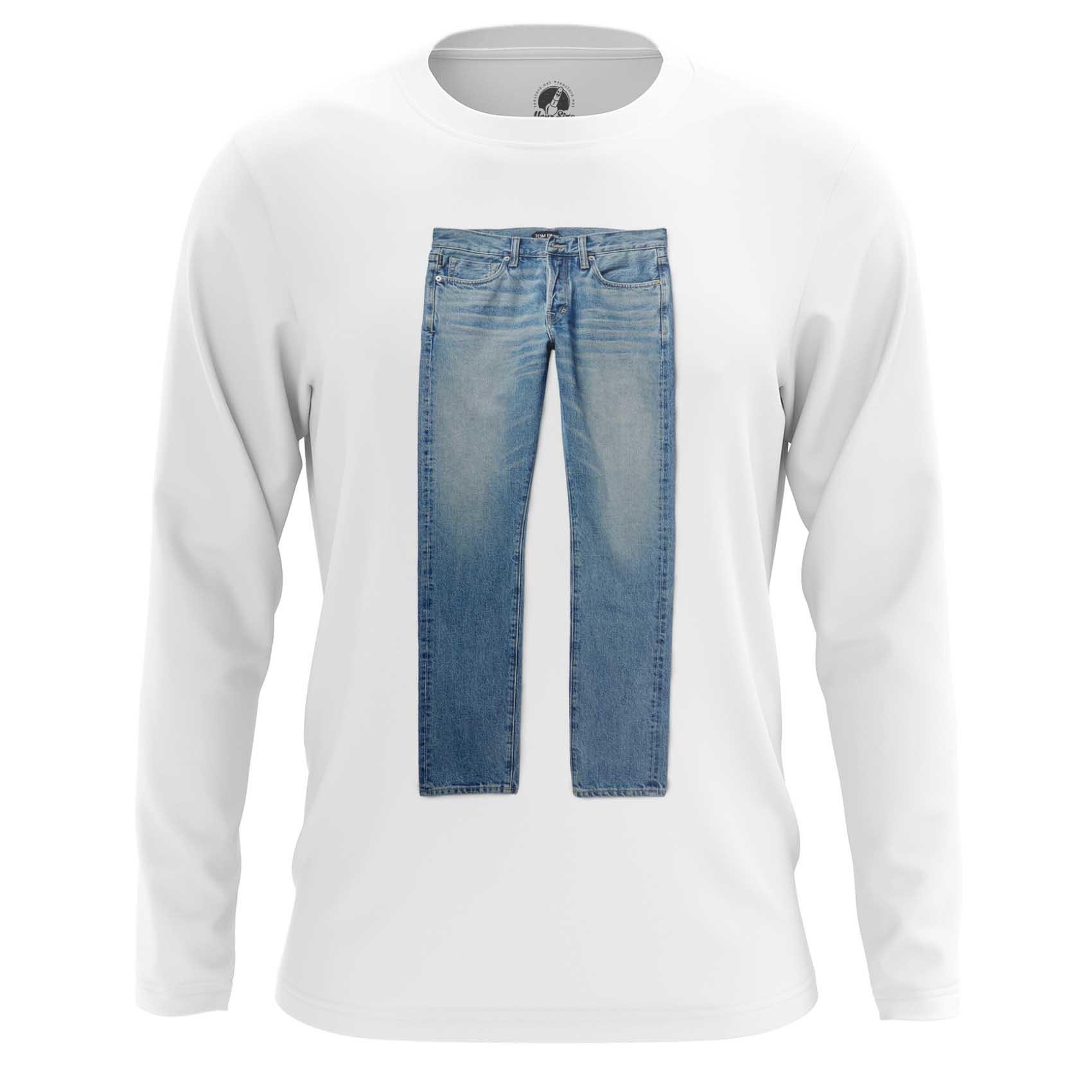 Футболка с джинсами купить
