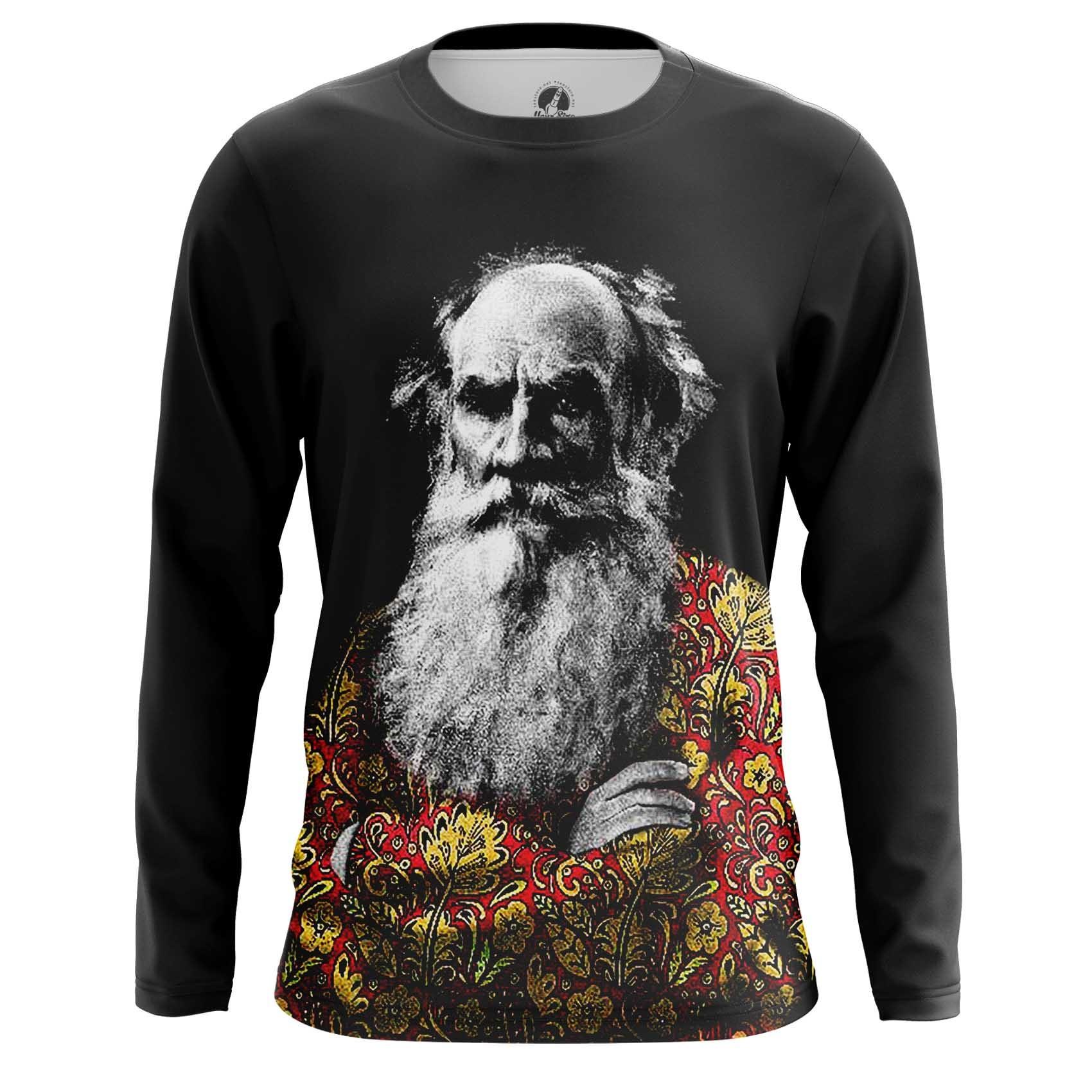 Футболка Толстой купить