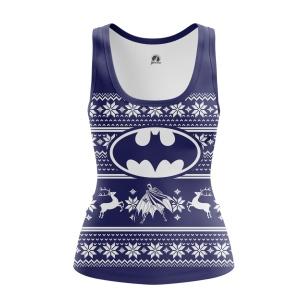 Женская Майка Christmas Bats - купить в teestore
