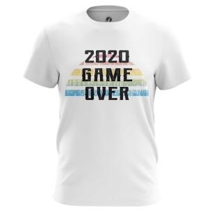 Футболка Game Over 2020 - купить в teestore. Доставка по РФ