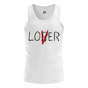 Мужская Майка Loser Lover  - купить в teestore