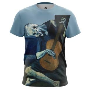 Футболка Cтарый гитарист - купить в teestore. Доставка по РФ