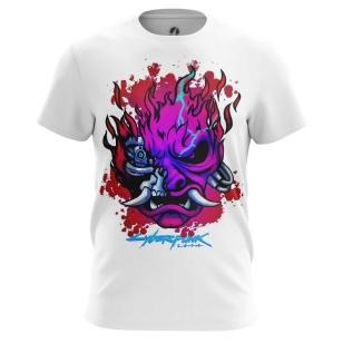 Футболка Cyberpunk logo - купить в teestore. Доставка по РФ