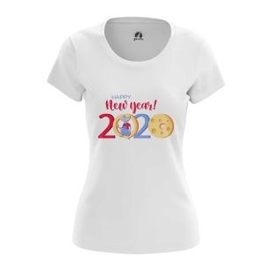 Женская Футболка Happy New Year - купить в teestore