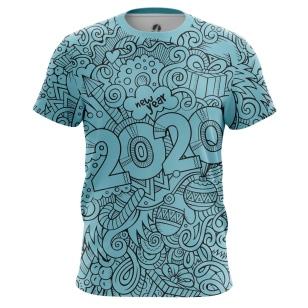 Футболка New Year 2020 - купить в teestore. Доставка по РФ