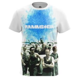 Футболка Rammstein - купить в teestore. Доставка по РФ