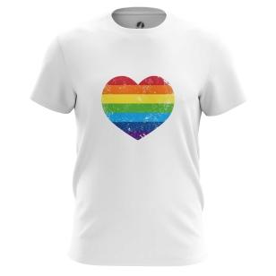 Футболка Флаг ЛГБТ - купить в teestore. Доставка по РФ