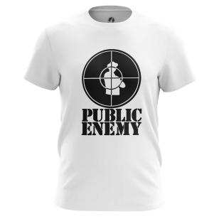Футболка Public Enemy logo - купить в teestore. Доставка по РФ