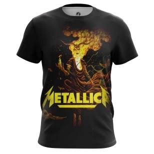 Футболка Metallica - купить в teestore. Доставка по РФ