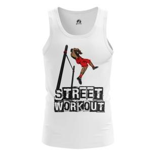 Мужская Майка Street workout - купить в teestore