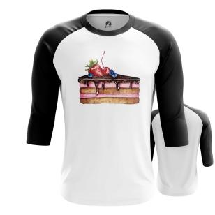 Мужской Реглан 3/4 Торт - купить в teestore