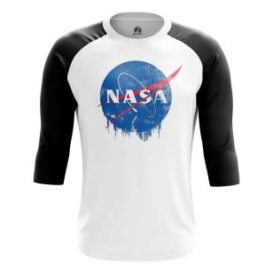 Мужской Реглан 3/4 NASA - купить в teestore
