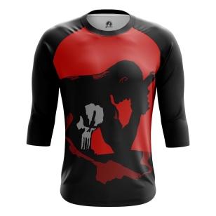 Мужской Реглан 3/4 Punisher 3 - купить в teestore