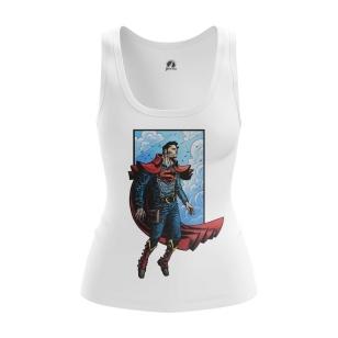 Женская Майка Стимпанк Супермен - купить в teestore