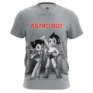 Мужские Футболки Retro Astroboy. Доставка по всей России