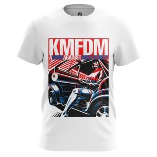 Футболка KMFDM - купить в teestore. Доставка по РФ