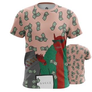 Футболка Gucci gang - купить в teestore. Доставка по РФ