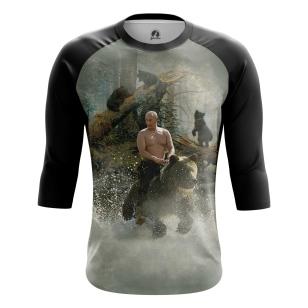 Путин на медведе