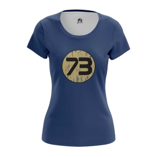 Женская Футболка 73 - купить в teestore
