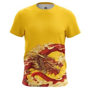 Футболка Китайский дракон - купить в teestore. Доставка по РФ