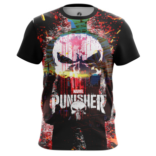Футболка Punisher 2 - купить в teestore. Доставка по РФ