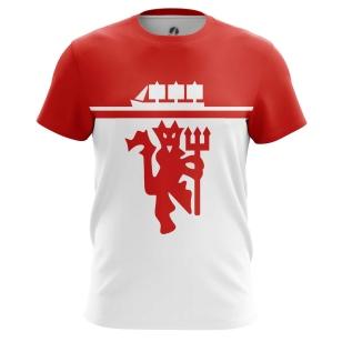Футболка Manchester United - купить в teestore. Доставка по РФ