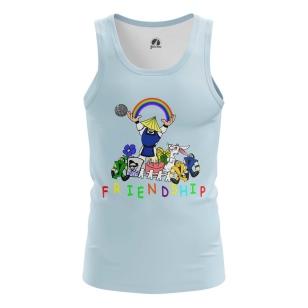 Мужская Майка Friendship - купить в teestore