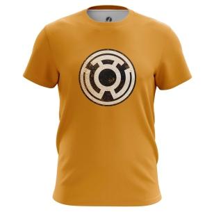 Футболка Sinestro Corp - купить в teestore. Доставка по РФ
