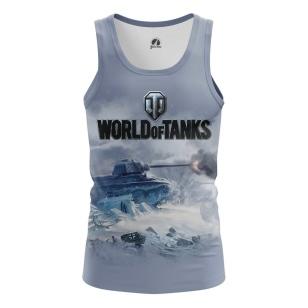 Мужская Майка World of Tanks - купить в teestore
