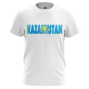 Футболка Kazakhstan - купить в teestore. Доставка по РФ