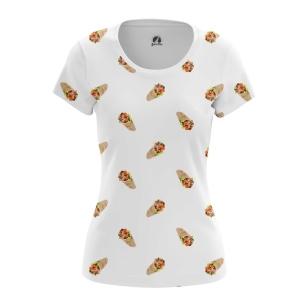 Женская футболка Шаурма  купить