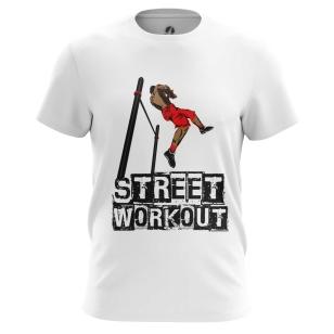 Футболка Street Workout - купить в teestore. Доставка по РФ