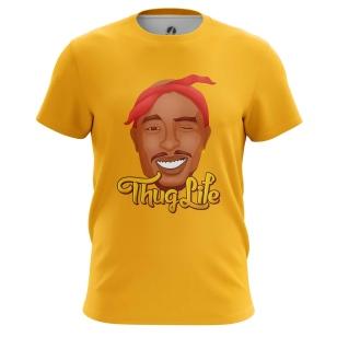 Футболка Tupac - купить в teestore. Доставка по РФ
