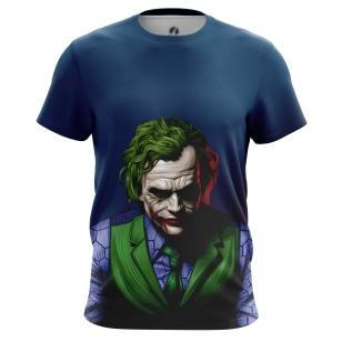 Футболка Joker Ledger - купить в teestore. Доставка по РФ