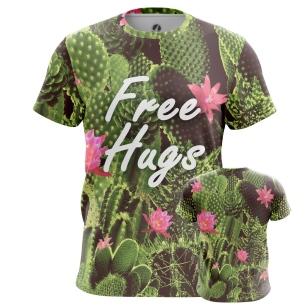 Футболка Free Hugs - купить в teestore. Доставка по РФ