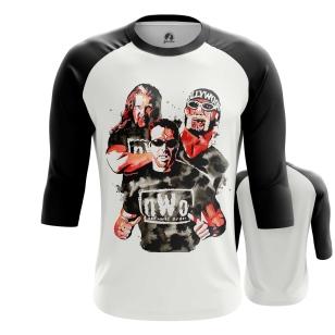Мужской Реглан 3/4 Wrestling team - купить в teestore