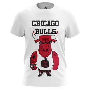 Футболка Chicago Bulls - купить в teestore. Доставка по РФ