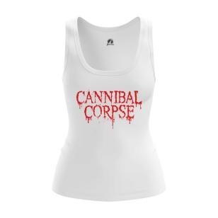 Женская Майка Cannibal Corpse - купить в teestore