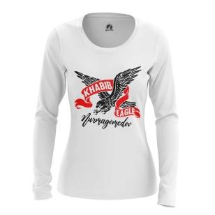 Женский Лонгслив Eagle - купить в teestore
