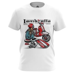 Футболка Lambretta - купить в teestore. Доставка по РФ