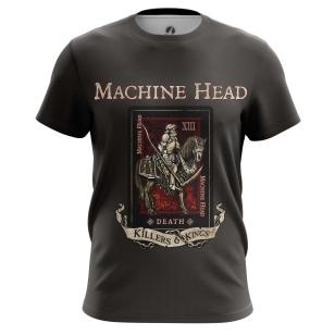 Футболка Machine Head - купить в teestore. Доставка по РФ