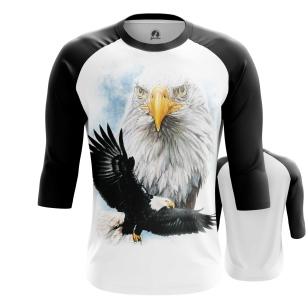 Мужской Реглан 3/4 White Eagle - купить в teestore