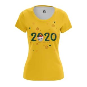 Женская Футболка С Новым годом - купить в teestore