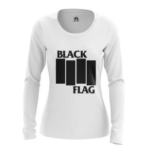 Женский Лонгслив Black Flag - купить в teestore