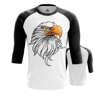 Мужской Реглан 3/4 Rock Eagle - купить в teestore