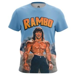 Футболка Rambo - купить в teestore. Доставка по РФ