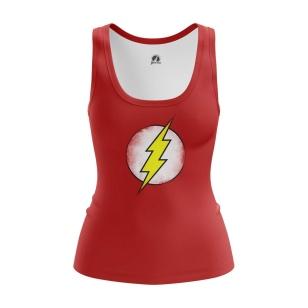 Женская Майка Sheldon's Flash - купить в teestore