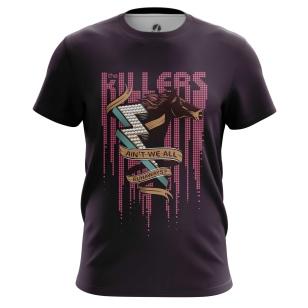Футболка The Killers - купить в teestore. Доставка по РФ