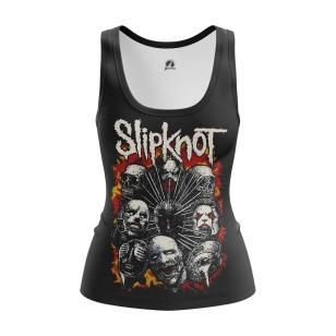 Женская Майка Slipknot 2 - купить в teestore