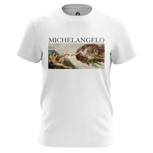Футболка Микеланджело - купить в teestore. Доставка по РФ